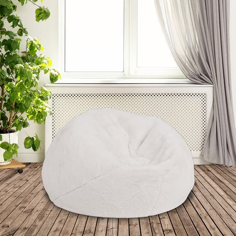 Kids and Teens Small Refillable Bean Bag Chair
