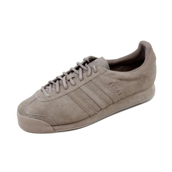 Adidas Men's Samoa Vintage Pigskin Panton/Panton-White B27735