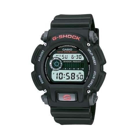 Casio dw-9052-1vcf g shock mens watch black
