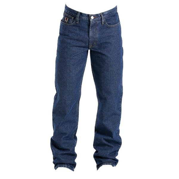 0c8d0a880c6 Shop Cinch Work Denim Jeans Mens WRX Flame Resistant Dark - Free ...