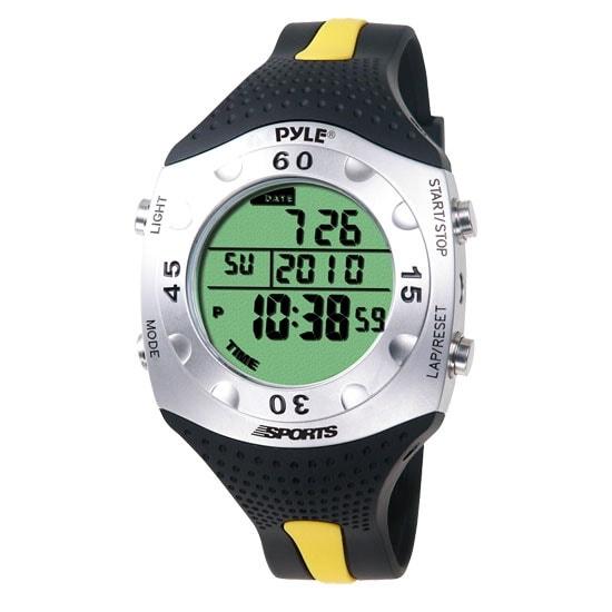 Advanced Dive Meter With Water Depth, Temperature, Dive Log, Auto EL Backlight