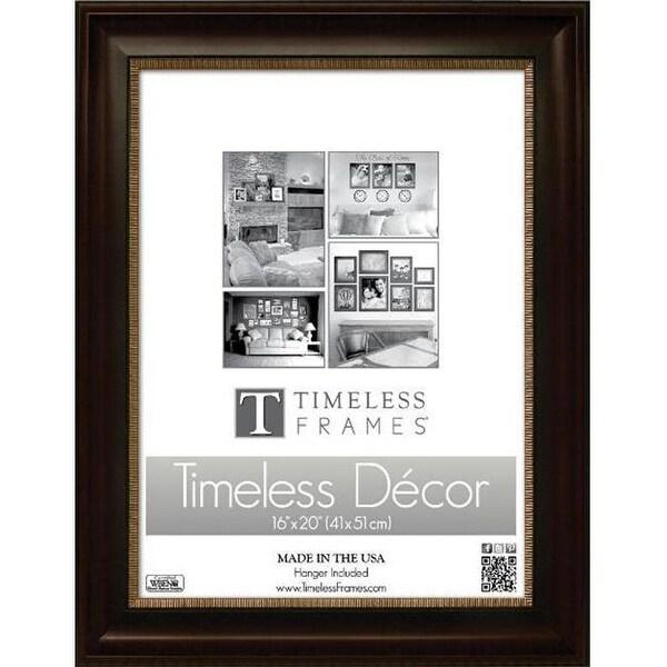 Timeless Frames Alexandra Cherry Gold Wall Frame, 16 x 20 in. - Free ...