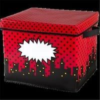 Teacher Created Resources TCR20769 Superhero Storage Bins Box