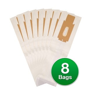EnviroCare Replacement Vacuum Bags For Oreck XL Deluxe Series Vacuums - 8 Bags