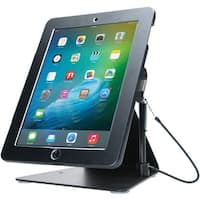CTA Digital PAD-DASB Desktop Anti-Theft Stand (iPad(R), Black)
