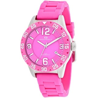Oceanaut Women's Aqua One OC2812 Pink Dial watch