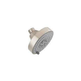 Mirabelle MIRSH2050E  2.0 GPM Multi-Function Shower Head - Brushed Nickel