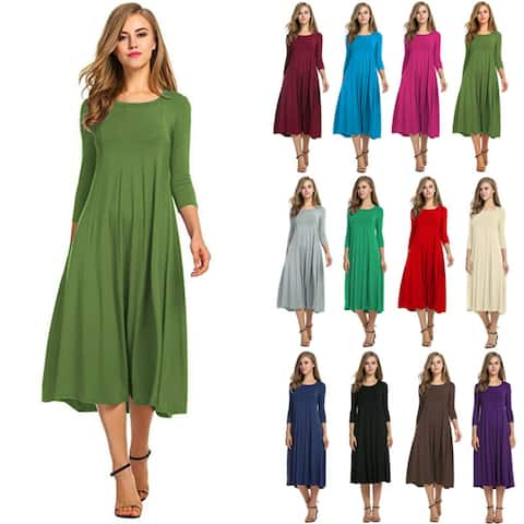 ce02185fe Buy Beige Casual Dresses Online at Overstock | Our Best Dresses Deals