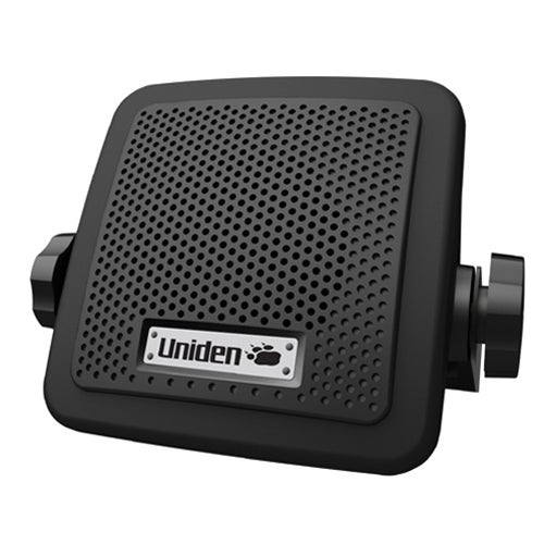Uniden BC7 External CB Speaker with 7 Watts Input Power and Stereo Plug
