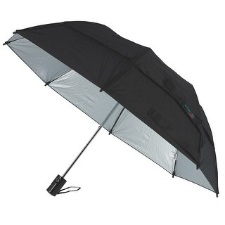 GustBuster Metro SunBLOK Auto Open UV Protected Vented Compact Umbrella - One size