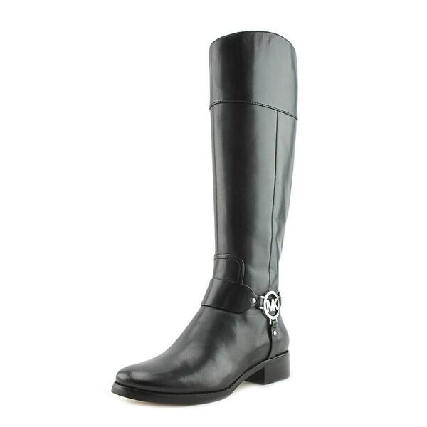 Michael Michael Kors Fulton Harness Black Boots