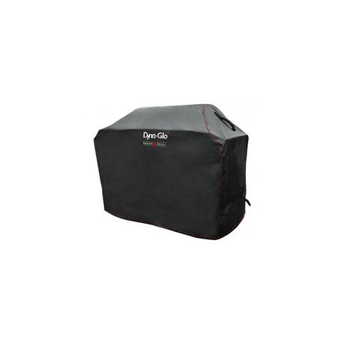 """Dyna-Glo DG600C 64"""" Wide Grill Cover - Black"""