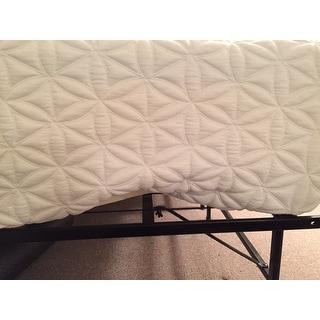 OSleep 14-inch Medium Firm Gel Memory Foam Mattress