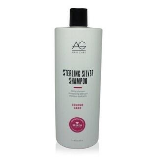 AG Hair Sterling Silver Shampoo 33.8 Oz