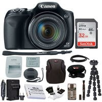 Canon Powershot SX530 HS Camera w/ 32GB Deluxe Accessory Kit