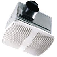 Air King AK110PN 100 CFM 1.5 Sone Ceiling Mounted Energy Star Rated Exhaust Fan - White - N/A