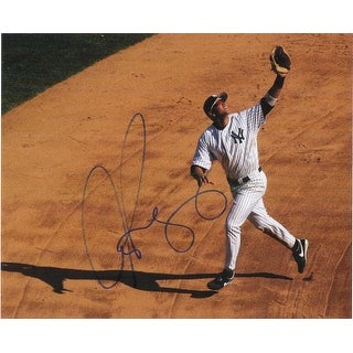 Signed Rodriguez Alex New York Yankees 8x10 Photo autographed