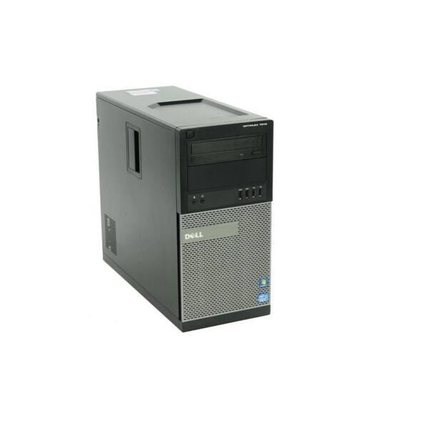Shop Dell Optiplex 7010 MT Standard Refurb PC - Intel i5