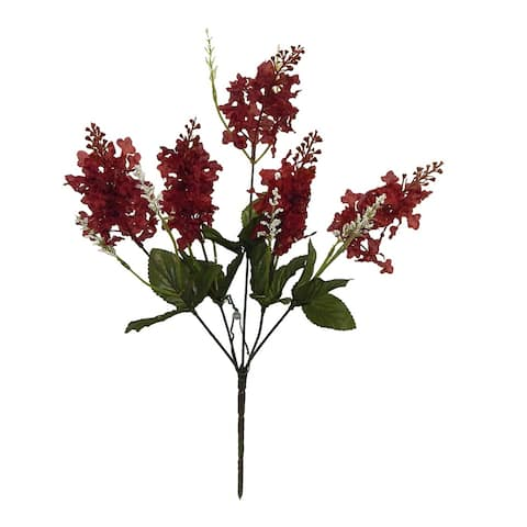 "15"" Spring lilac bush (Set of 12)"