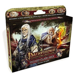 Pathfinder Adventure Card Game: Wizard Class Deck