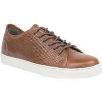 834089975 Shop Crevo Men's Martel High Top Sneaker Navy Leather/Suede - Free ...