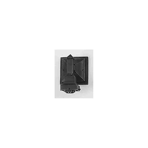"Meyda Tiffany 24274 Mission 5"" Wide Single Light Wall Sconce - Black"