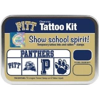 Clearsnap CS19645 University Of Pittsburgh Collegiate Tattoo Kit