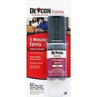 Devcon 20845 Epoxy Glue Syringe, 25 Ml