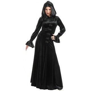 Twilight Hooded Dress