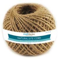 Natural - Jute Cord 3Ply 80G