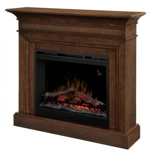 Dimplex DFP26L-1475WN 26 inch Harleigh Electric Fireplace Mantel