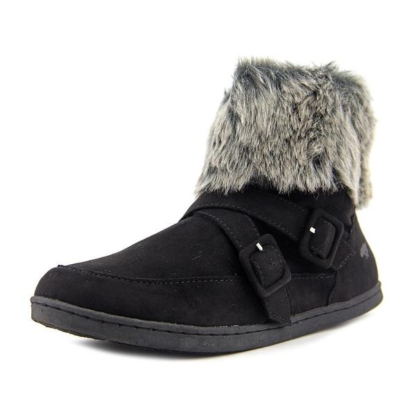 Rocket Dog Halifax Coast Women Black Snow Boots