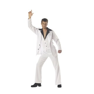 Saturday Night Fever Adult Mens Halloween Costume