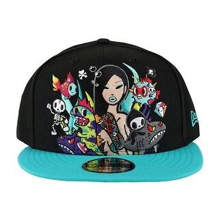 Tokidoki Mermaid Babe New Era 9Fifty Snapback Hat