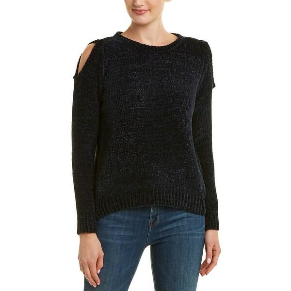 Bb Dakota Cold-Shoulder Sweater. Opens flyout.
