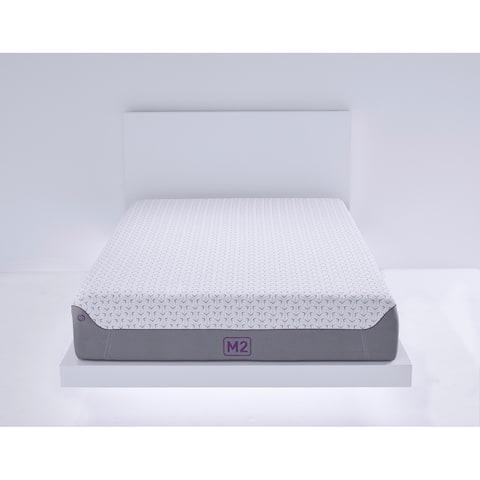 BEDGEAR M2 12 Inch Cushion Firm Mattress