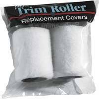 """Wooster R282-3 Trim Roller Refill, 3"""", 2 Pack"""