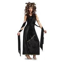 Medusa Adult Costume - Black
