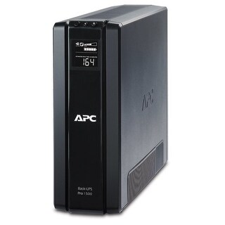 American Power Conversion CY7188B APC BR1500G BACK-UPS RS 1500 10-Outlet 1500VA/865W UPS System