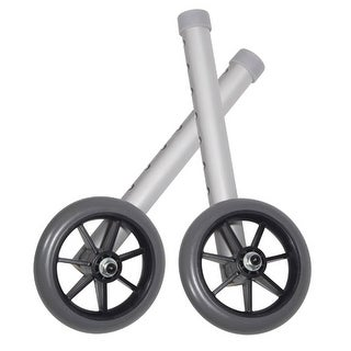 Walker Wheels w/Rear Glide Cap