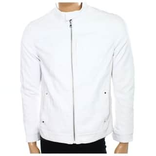 INC NEW Bright White Mens Size Small S Faux-Leather Motorcycle Jacket|https://ak1.ostkcdn.com/images/products/is/images/direct/0a7849b776f329b03a68d4ce04cb410c396ee566/INC-NEW-Bright-White-Mens-Size-Small-S-Faux-Leather-Motorcycle-Jacket.jpg?impolicy=medium