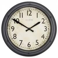 La Crosse Technology 404-2630 12 in. Plastic Wall Clock