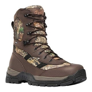 "Danner Men's Alsea 8"" GORE-TEX 1000G Insulated Hunting Boot Mossy Oak Break-Up Country Leather/Polyester"