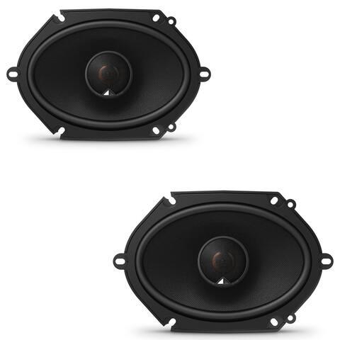 "JBL Stadium GTO 860 6x8"" 2-Way Stadium Coaxial Speakers - Black"