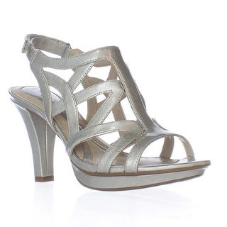 naturalizer Danya Comfort Dress Sandals, Silver