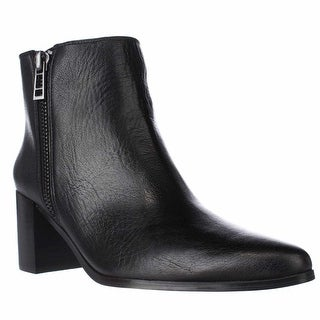 Charles by Charles David Uma Pointed Toe Booties, Black
