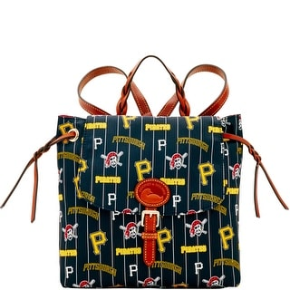 Dooney & Bourke MLB Pirates Flap Backpack (Introduced by Dooney & Bourke at $198 in May 2016)