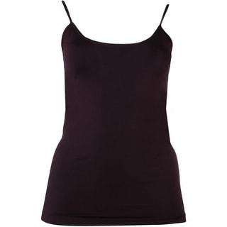 Lysse Womens Plus Stretch Seamless Camisole - 1X/2X