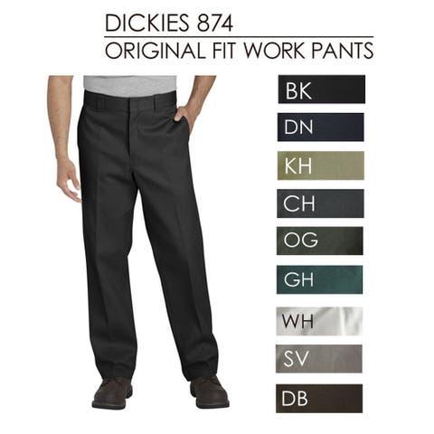 Dickies Men's 874 Original Fit Classic Work Pants