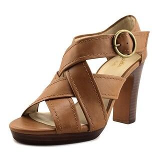 Seychelles Route Open Toe Leather Sandals